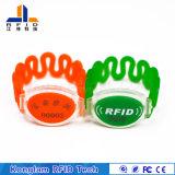 Wristband impermeabile portatile della plastica di RFID