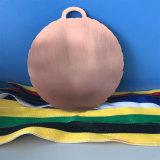 Изготовленный на заказ античное бронзовое медаль универсалии заливки формы