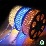 Néon flexível do diodo emissor de luz para luzes de tira da decoração 2700k do Natal