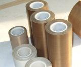 耐熱性高品質PTFEの上塗を施してあるガラス繊維の粘着テープ