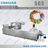 Automatische Aluminiumfolie-Vakuumverpackungsmaschine für Nahrung