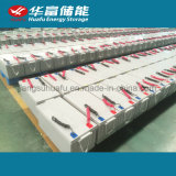 nachladbare Solarleitungskabel-Säure-Batterie des speicher12v200ah
