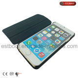 Caja de cuero del teléfono celular para el iPhone 6/6s/6plus/7/7plus