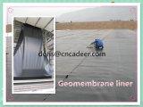 Project van uitstekende kwaliteit 2mm HDPE Plastic Geomembrane van de Stortplaats