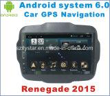 車の運行の背教者2015年のための人間の特徴をもつシステム6.0車GPS