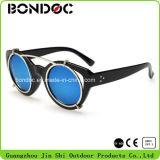 Óculos de sol plásticos relativos à promoção coloridos (C6007)