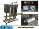 Vertikaler Pilotretorte-Sterilisator-Autoklav-Retorte-Sterilisator der Retorte-Dn400X500