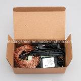 Свет чисто водоустойчивого шнура 3 проводов дистанционного управления крытого напольного медного Fairy