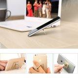Montajes universales del coche del soporte del apretón del anillo de Smartphone del sostenedor del teléfono celular para el iPhone, iPad, teléfonos elegantes de Samsung HTC Nokia cualquie dispositivo elegante