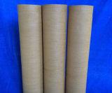 Il rullo di alluminio industriale a temperatura ultraelevata del feltro della fibra di Pbo del tubo ha ritenuto 600 coperte di Kevlar