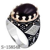 최신 모형 925 순은 보석 반지 공장 도매