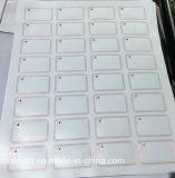 Em4200/Tk4100 PVC象眼細工はIDのスマートカードのためのRFID Prelamを広げる
