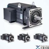 entraînement synchrone du moteur 1800rpm servo pour la machine d'injection