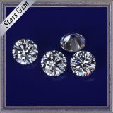 Aaaaa haute qualité Clear White Synthetic Cubic Zirconia Stones pour CZ Jewelry