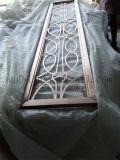 Panneau de coupure de laser dans l'écran en métal d'acier inoxydable pour le matériau de décoration de projet