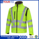 Asequibles chaqueta impermeable Hola viz Ropa Soft Shell Fleece (YFG113)