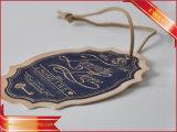 Étiquette de papier gentille de papier des prix d'étiquette de cadeau d'étiquette de coup
