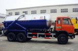 [15000ل] ماء صرف مصّ [تروك15] أطنان فراغ مجاورة شاحنة
