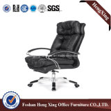 Présidence exécutive élevée moderne de bureau de bossage de cuir arrière (HX-8046C)