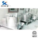 Séparateur de déshydratation centrifuge à grande capacité sans tain