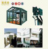 Casa de luz de alumínio de luxo com controle automático (pH-8861)