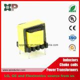 L'EE 13 grand transformateur à haute fréquence actuel monophasé 16 19 22 pour le bloc d'alimentation de DEL