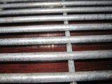 Precio anti soldado de la cerca que sube con el PVC cubierto