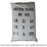 Het industriële Chloride van het Ammonium van de Rang voor de Fabriek van de Droge Batterij met 25kg/Bag