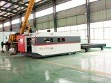 machine de découpage de laser de fibre de 1000W Ipg avec le Tableau d'échange