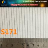 подкладка втулки узкой прокладки 1mm в ткани тканья полиэфира для подкладки пальто (S169.171)