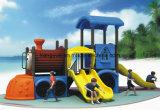 Neue Ankunfts-im Freiengeräten-Kind-Plättchen für Spielplatz