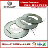Tutti i generi di lega temprata striscia del calibro Ni70cr30 per il resistore di ceramica
