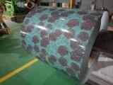 (0.13mm~1.3m m) El color de PPGI cubrió el acero de acero galvanizado de Yehui de la bobina