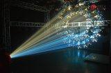свет 3 луча 7r Sharpy 230W Moving головной в 1 луче, мытье, Gobos Nj-B230c для освещения ночного клуба этапа DJ