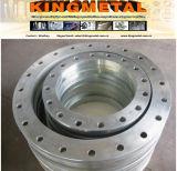 Flange de placa de aço de JIS G3451 Ss400 10k para a tubulação