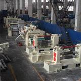 Hoja de la bobina del silicio que raja la línea máquinas