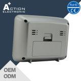 온도 습도를 가진 LCD Jjy 무선 제어 디지털 자명종