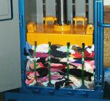 Mini prensa hidráulica de la ropa del uso industrial/máquina de embalaje para la cartulina