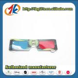 De promotie 3D Rode Blauwe Glazen van Glazen voor Verkoop