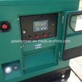 50 quilowatts dirigem o tipo silencioso Diesel de Genetrator da alta qualidade do uso
