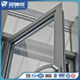 Perfil de aluminio anodizado en color para puerta de aluminio