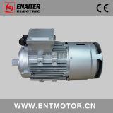 Elektro Motor met de Dekking van de Rem en van de Regen