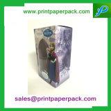 Kundenspezifischer verpackenkasten-überlegenes Luxuxfeuerzeug-kosmetischer Duftstoff-Papier-Geschenk-Verpackungs-Kasten