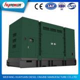 Tipo silencioso/reservado generador de potencia de 320kw/400kVA Cummins para la industria