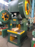 Máquina de perfuração hidráulica do metal de folha da série J23, máquina do perfurador, máquina de estaca da imprensa