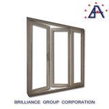 Australian Standard Tempered Double-Glazed Aluminium Framed Swing Doors Portas francesas