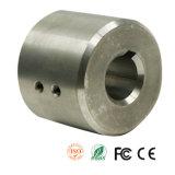 Peças usinadas em aço inoxidável / alumínio / cobre / PTFE da fábrica ISO