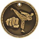 Médaillons en alliage de zinc en métal pour le sport