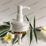 botella plástica blanca de la crema del animal doméstico de 120ml 160ml 200ml con la bomba de la loción (PPC-PB-081)
