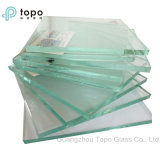 2017 1,9 mm a 25 mm Clear Float Building Sheet Glass (W-TP)